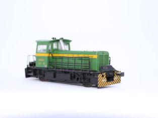 Locomotora Roco Maniobras Renfe Austria Mod. 5114